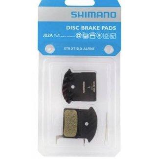 Shimano SHIMANO J02A BALATA RESINA  XT/ XTR/ SLXRADIADOR