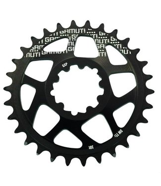 Gamut Chainring SRAM direct Mount GXP