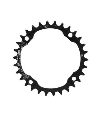 Gamut GAMUT Chainring TTr, 4 Bolt,104mm