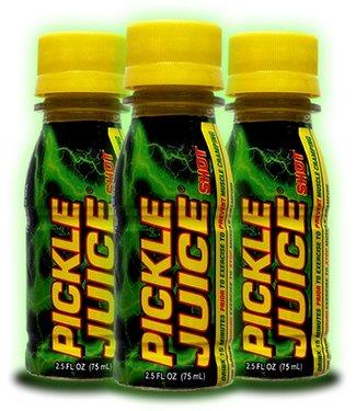 Pickle Juice, jugo de pepinillo