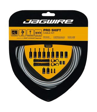Jagwire Mountain Pro Shift Cable Kit, SID Blue
