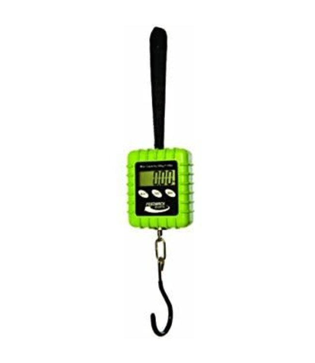 Feedback Sports Expedition Digital Backpacking/Luggage Scale 50kg (110lbs) Green