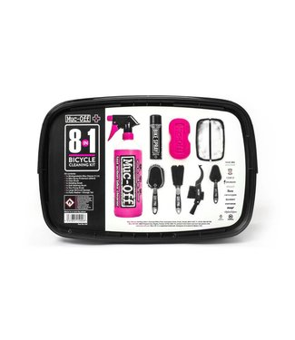 Muc-Off Muc Off 8-In-One Bike Cleaning Kit