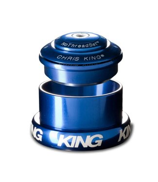 Chris King Components Headset InSet i3 Navy ZS44|EC49 Tapered