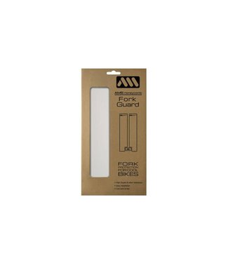 AMS FORK GUARD - CLEAR/SILVER
