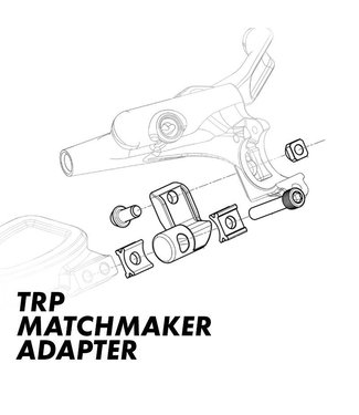 TRP SRAM Match Maker Adapter