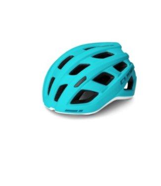 CUBE Casco CUBE Helmet ROAD RACE MINT WHITE GREY AZUL