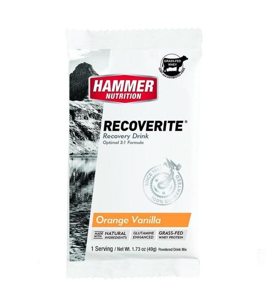 Hammer Nutrition Recoverite Orange-Vanilla