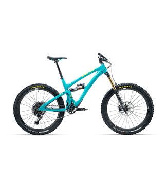 Yeti Cycles SB6 TURQ SERIES 2019
