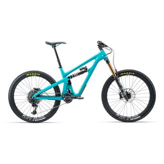 Yeti Cycles SB165 TURQ SERIES 2021