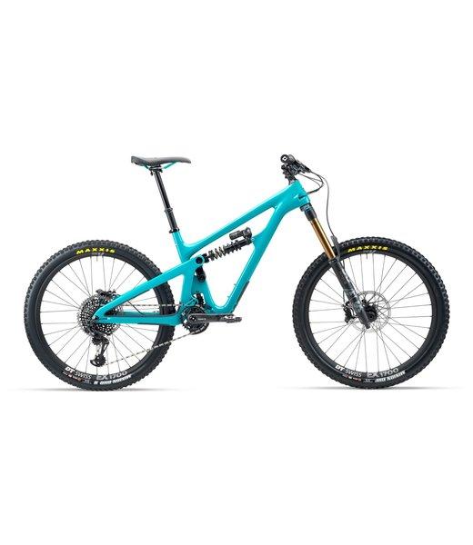 Yeti Cycles SB165 TURQ SERIES 2021