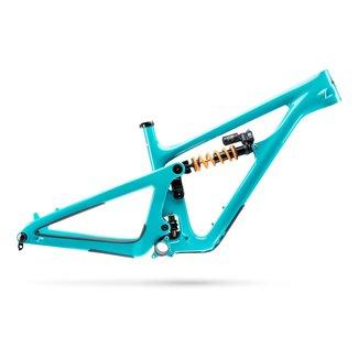 Yeti Cycles SB165 TURQ FRAME 2020