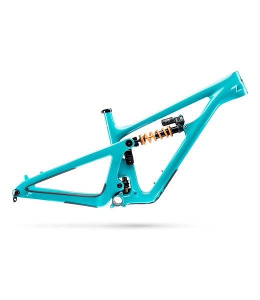 Yeti Cycles SB165 TURQ FRAME 2021