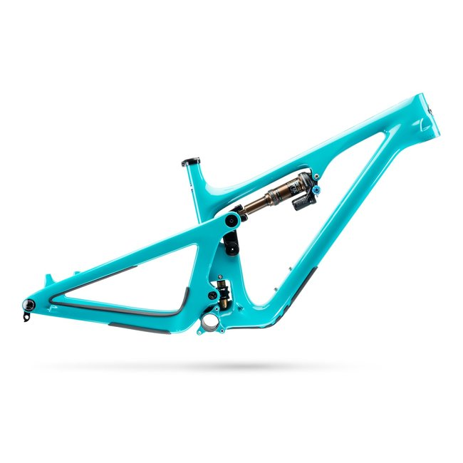 Yeti Cycles SB140 TURQ FRAME 2020