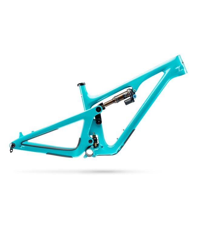 Yeti Cycles Sb140 Turq Frame 2020