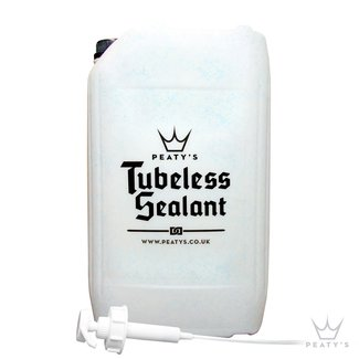 Peaty's Tubeless Sealant Workshop Pump Tub 25Ltr