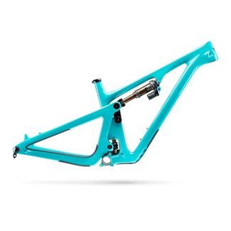 Yeti Cycles SB130 TURQ FRAME 2021