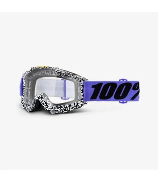 100% 100% ACCURI GOGGLE Brentwood CLEAR LENS