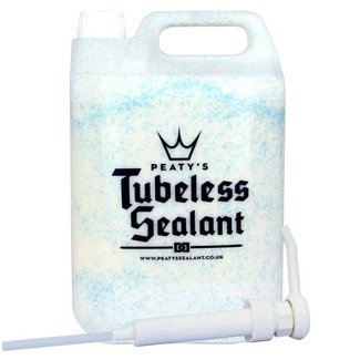 Peaty's Tubeless Sealant Workshop Pump Tub 5Ltr