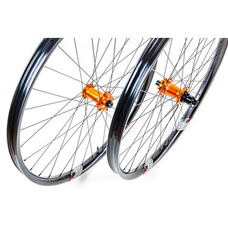 WE ARE ONE UNION WHEELSET 27