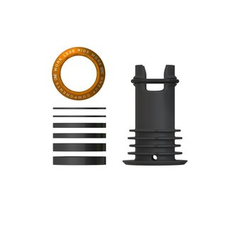 OneUp Components EDC Top Cap, Orange