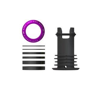 OneUp Components EDC Top Cap, Purple