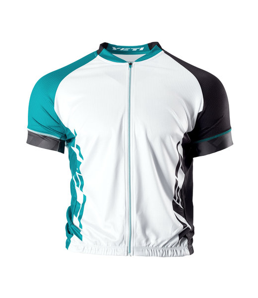 Yeti Cycles IRONTON XC JERSEY WHITE MEDIUM