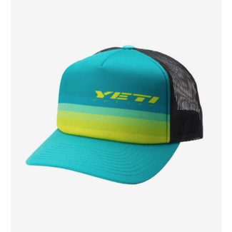 Yeti Cycles YETI OMBRE FOAM TRUCKER HAT STORM