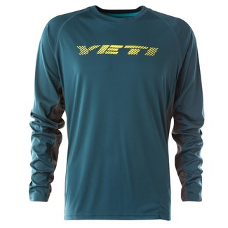 Yeti Cycles TOLLAND L/S JERSEY STORM LG LG STORM