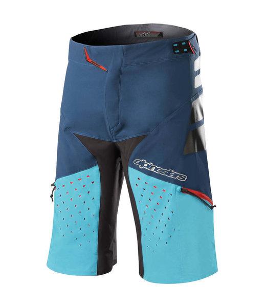 DROP PRO SHORTS - POSEIDON BLUE ATOLL BLUE - 34