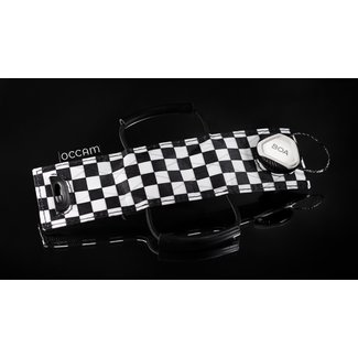 OCCAM Designs Occam Apex Frame Strap Checkered BOA System