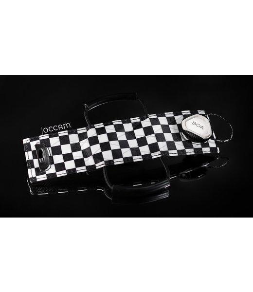 OCCAM Designs Occam Apex Frame Strap Checkered BOA System