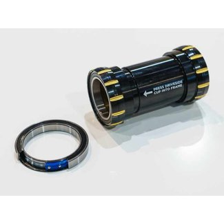 Cane Creek Cane Creek - HELLBENDER BOTTOM BRACKET BLACK BB30