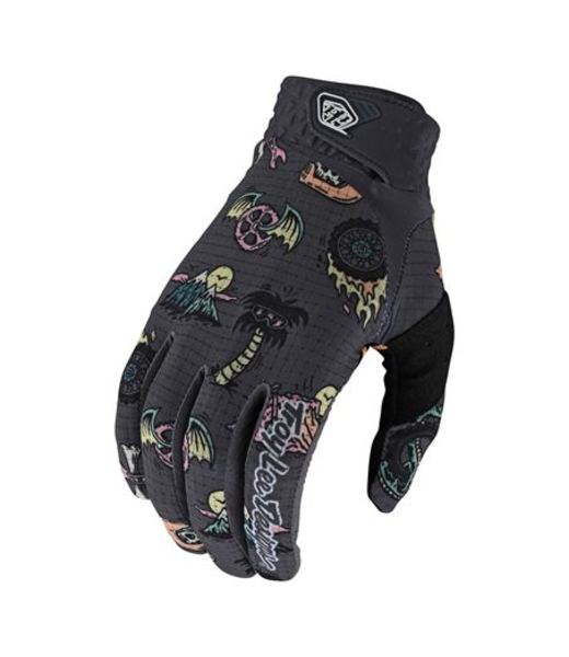 AIR GLOVE ELEMENTAL CHARCOAL MD