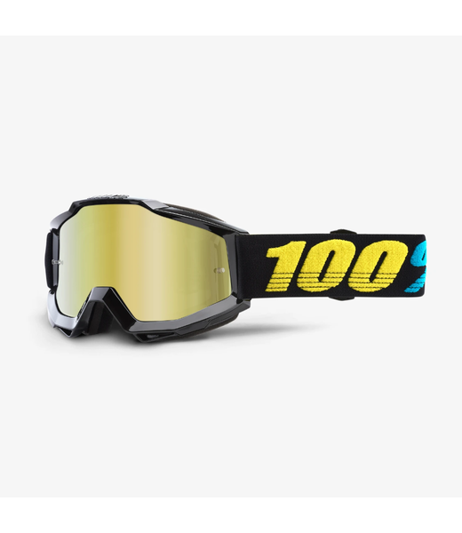 ACCURI JR GOGGLE - VIRGO - MIRROR GOLD LENS