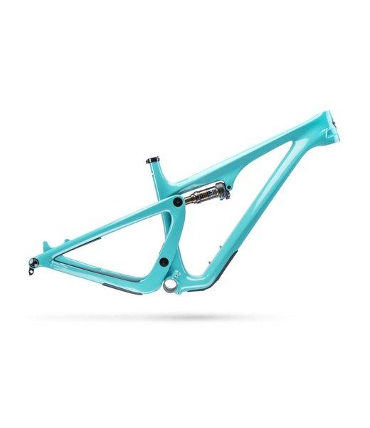 Yeti Cycles SB115 FRAMESET TURQ SERIES