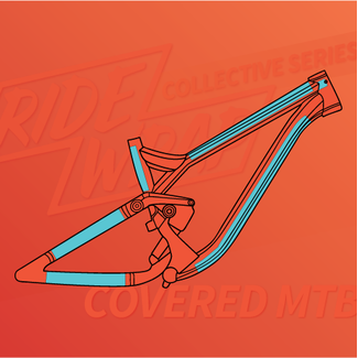 RIDE WRAP Ride Wrap Covered Frame Kit
