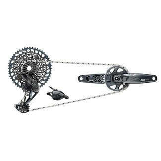 SRAM Grupo SRAM GX Lunar Eagle DUB Groupset: 170mm 32 Tooth Crank, Rear Derailleur, 10-52, 12-Speed