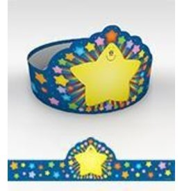 Rainbow Star Crowns