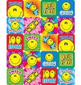Smile Fun Motivational Stickers