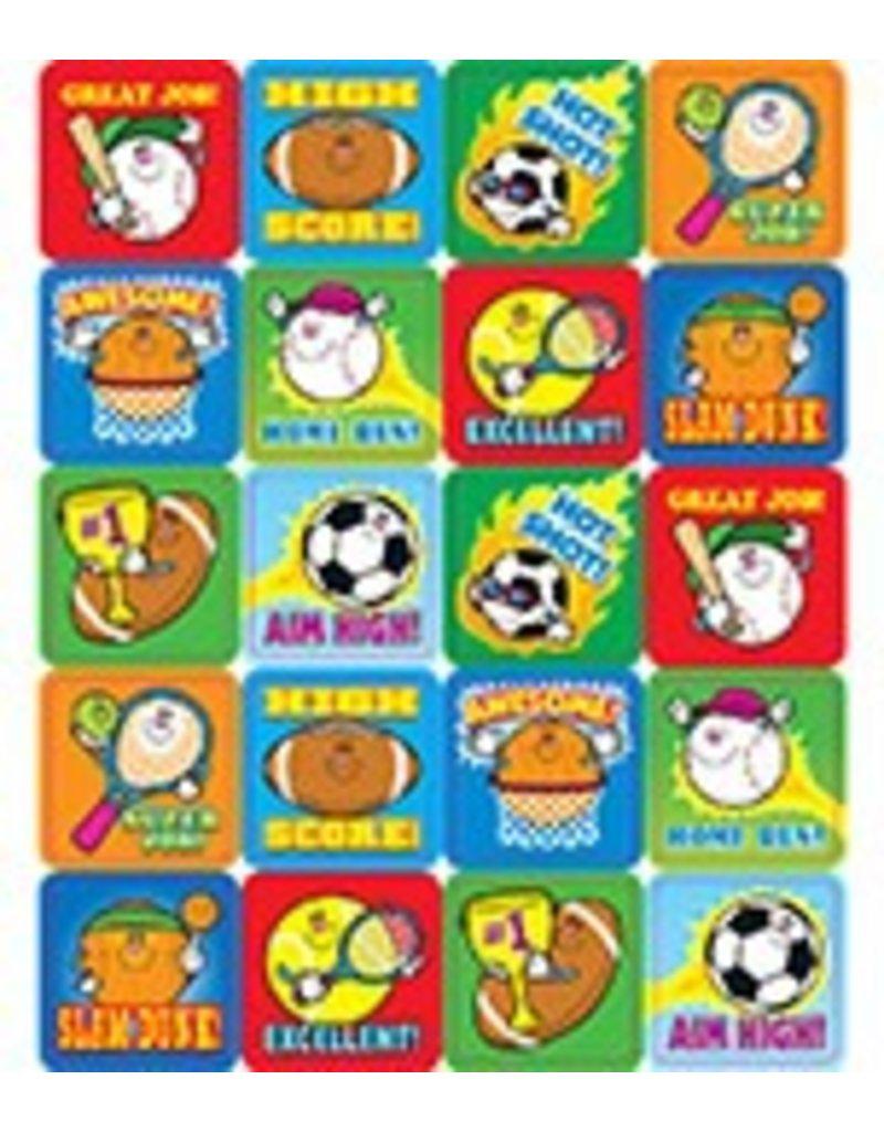 Sports Motivational Stickers