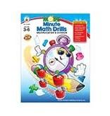 More Minute Math Drills: Multiplication & Division  Grades 3–6