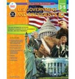 U.S. Government and Presidents (3–5) Book