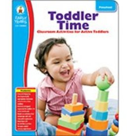 Toddler Time: Classroom Activities for Active Toddlers Book