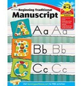 *Beginning Traditional Manuscript (K–2) Book