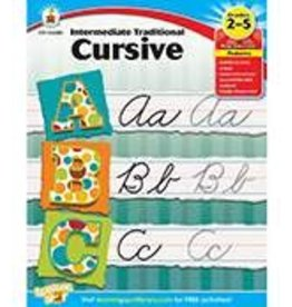 Intermediate Traditional Cursive Grade 2-5