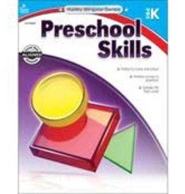 Preschool Skills Book