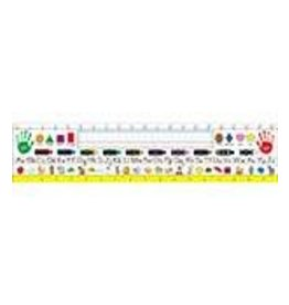 Traditional Manuscript for Grades PK–3 Desk Reference Nameplates
