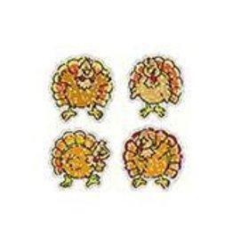 Turkeys Mini Stickers