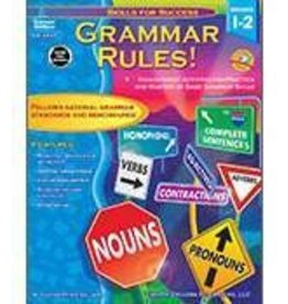 Grammar Rules! (1–2) Book